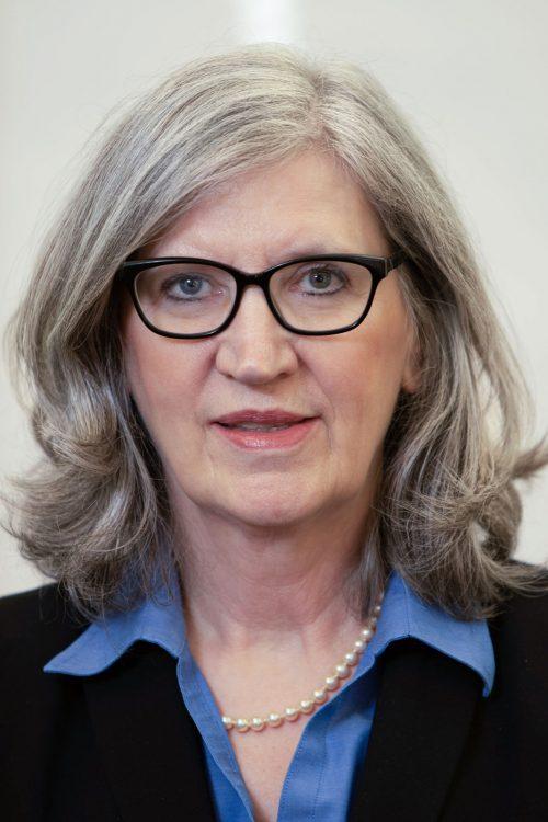 Alice Pavey, superintendent